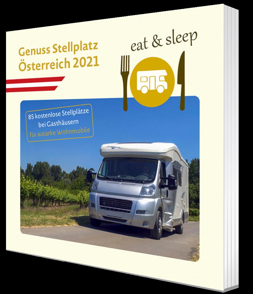 Genuss Stellplatz Österreich 2021